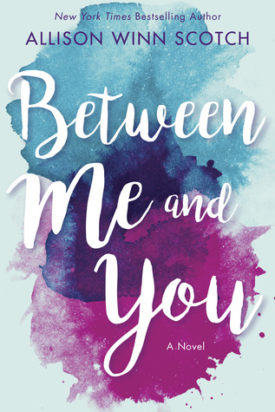 Book Review: Between Me and You