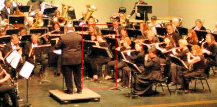 Stockton Concert Band