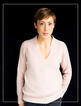 Author Cristina Alger