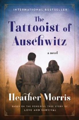 Book Review & Giveaway: The Tattooist of Auschwitz